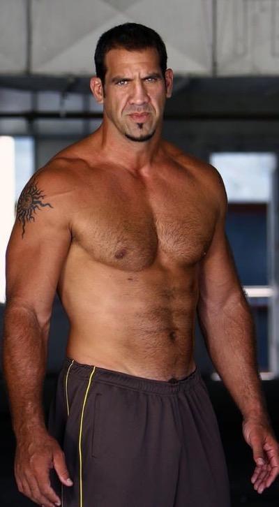 Matthew Willig shirtless no shirt pecs muscle