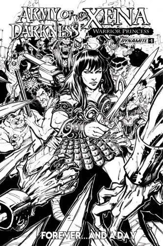 Xena Warrior Princess Army of Darkness
