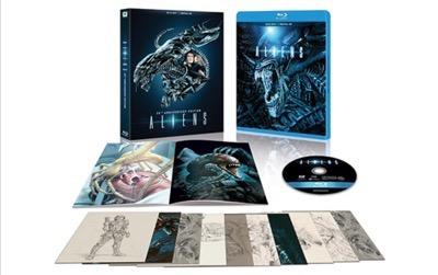 Aliens blu ray 30th anniversary edition 2