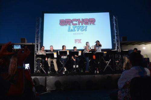 Archer Live Cast FX19