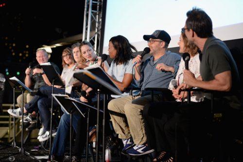Archer Live Cast FX21