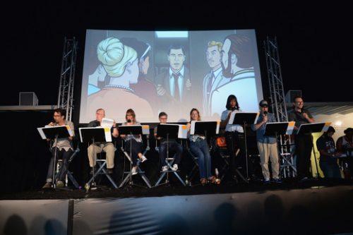 Archer Live Cast FX24