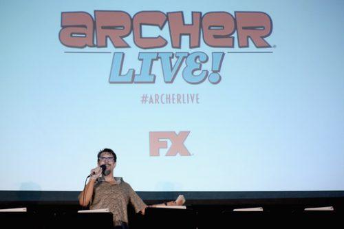Archer Live Cast FX36