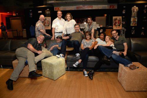 Archer Live Cast FX40