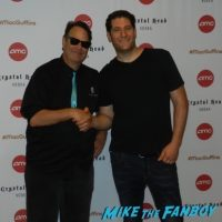 Dan Aykroyd crystal head vodka AMC Marina Del Rey meet and greet 2