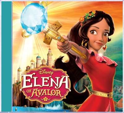 Elena Of Avalor soundtrack giveaway 2
