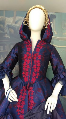 Paley Center Outlander Costumes
