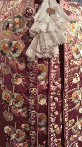 Details: Prince Charles Stuart (Pink embroidered suit)