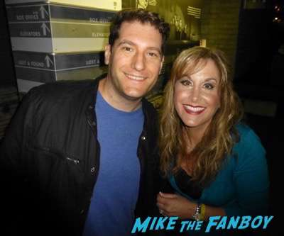 Jodi Benson fan photo signing autographs 3