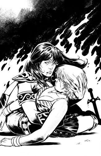 Xena Warrior Princess Army of Darkness