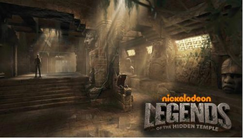 Legend of the Hidden Temple