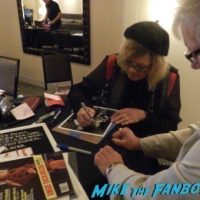 angie dickinson now 2016 signing autographs hollywood show