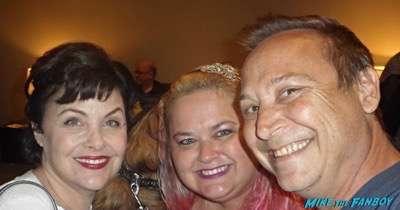 Sherilyn Fenn fan photo rare promo hot twin peaks star now