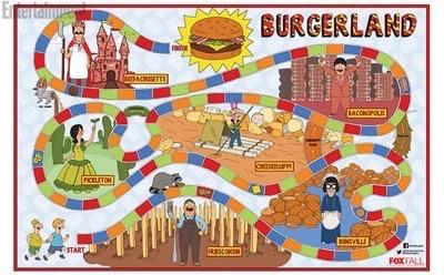 SDCC 2016 Fox Poster bob's burgers