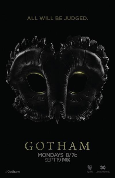 SDCC 2016 Fox Posters Gotham Son of Zorn bones 4