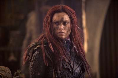The 100 The Complete Third Season DVD Review 1