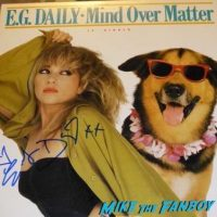 e g daily signed autograph mind over matter single summer school
