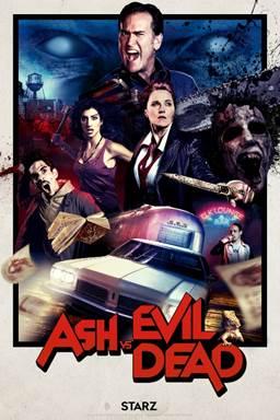 ASH-EVIL DEAD