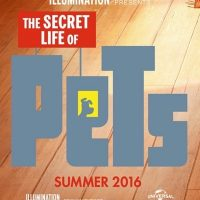 secret life of pets logo poster promo 1