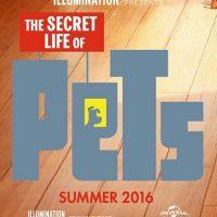 secret life of pets logo poster promo 1