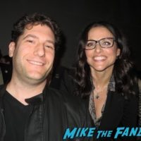 julia louise Dreyfuss fan photo rare veep fyc q and a meeting julia louis dreyfus1