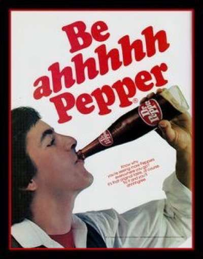 david naughton dr pepper commericals