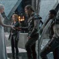 The Huntsman: Winter's War contest giveaway