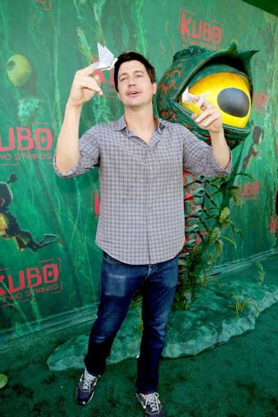 "Ken Marino seen at Focus Features Los Angeles Premiere of LAIKA ""Kubo and The Two Strings"" on Sunday, Aug. 14, 2016, in Universal City, Calif. (Photo by Blair Raughley/Invision for Focus Features/AP Images)"