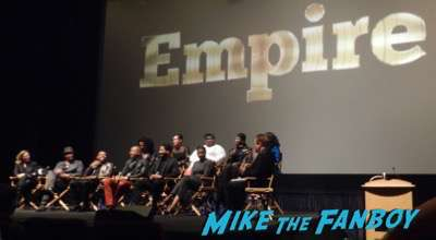 Empire FYC q and a panel terrence Howard Taraji p Henson 1