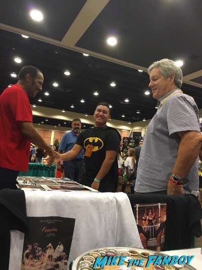 david naughton fan photo meeting fans now 2016
