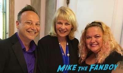 Ilene Graff fan photo signing autographs meeting fans mr belvedere 1