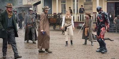 Legends of Tomorrow: The Complete First Season