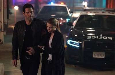 Lucifer: The Complete First Season DVD Review 5