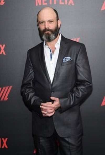 Geoffrey Cantor daredevil red carpet netflix