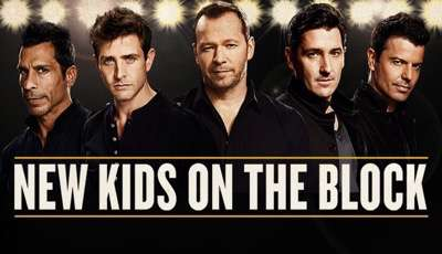 NKOTB new kids on the block logo