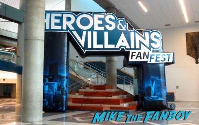 Heroes and Villains FanFest  San Jose