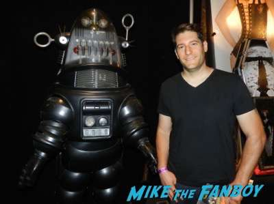 sci-fi museum robby the robot ScareLA Cosplay 2016 horror costumes 31