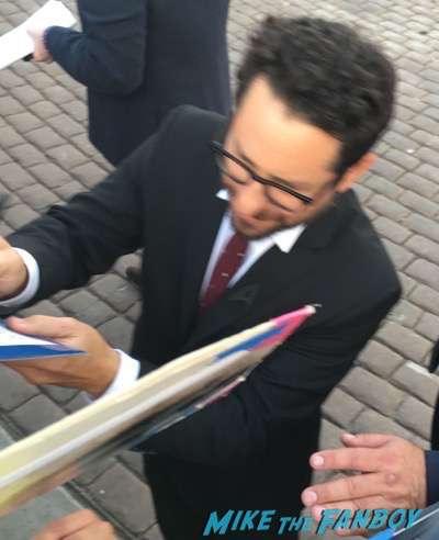 Star Trek Beyond san diego comic con premiere signing autographs jj abrams