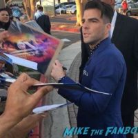 Star Trek Beyond san diego comic con premiere signing autographs zachary quinto