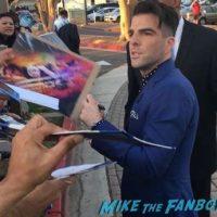 Star Trek Beyond san diego comic con premiere signing autographs zachary quinto