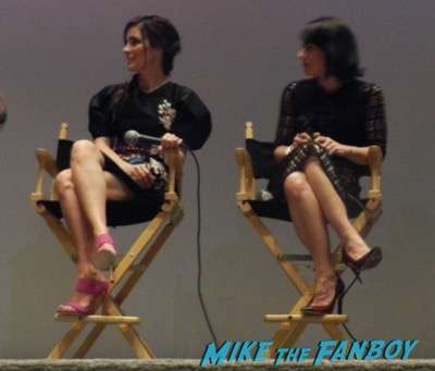 Unreal FYC panel q and a constance zimmer meeting fans 12