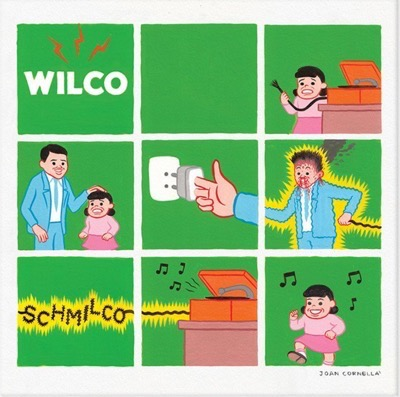 Wilco signed autograph pre-orders the head and the heart1