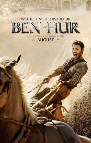 ben_hur movie poster 2016 hot sexy
