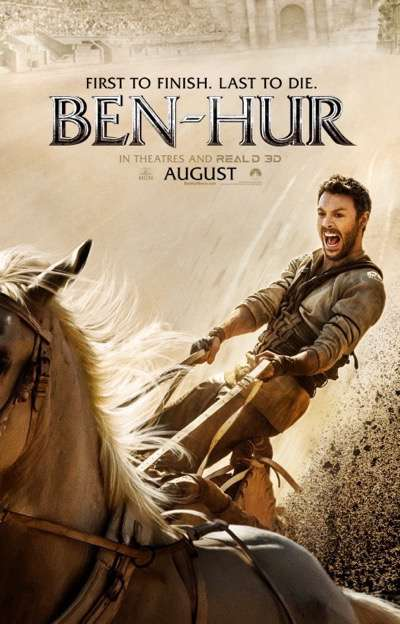 ben_hur movie poster 2016 hot sexy
