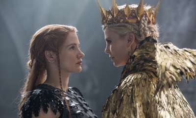 The Huntsman: Winter's War blu ray review