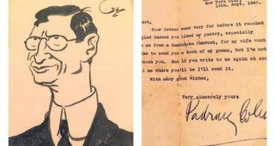 ireland autograph book