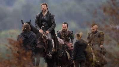 The Huntsman: Winter's War blu ray review