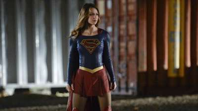 """""""For The Girl Who Has Everything"""" -- Kara's (Melissa Benoist, pictured) friends must find a way to save her life when a parasitic alien attaches itself to her and traps her in a dream world where her family is alive and her home planet was never destroyed, on SUPERGIRL, Monday, Feb. 8 (8:00-9:00 PM, ET) on the CBS Television Network. Photo: Darren Michaels/Warner Bros. Entertainment Inc. © 2016 WBEI. All rights reserved."""