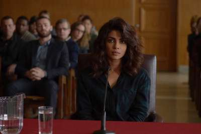 PRIYANKA CHOPRA Quantico season one dvd review