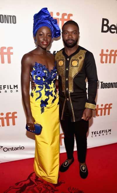 TORONTO, ON - SEPTEMBER 10:  Actress Lupita Nyong'o arrives at the world premiere of Disneyís ìQueen of Katweî at Roy Thompson Hall as part of the 2016 Toronto Film Festival where the cast, filmmakers and real life stars received a standing ovation. The film, starring David Oyelowo, Oscar winner Lupita Nyongío and newcomer Madina Nalwanga, is directed by Mira Nair and opens in U.S. Theaters September 23, 2017.  (Photo by Alberto E. Rodriguez/Getty Images for Disney ) *** Local Caption *** Lupita Nyong'o